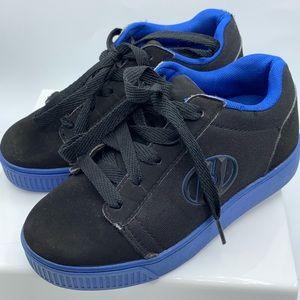 Heelys Blue & Black Kids Skate Shoes Boys Size 2